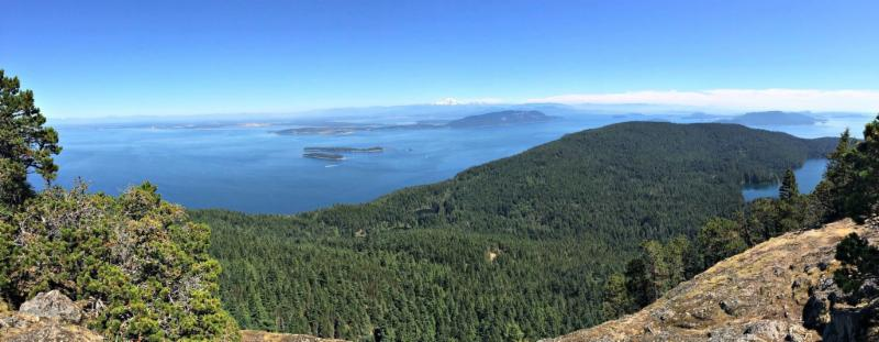 Mount Constitution Hike