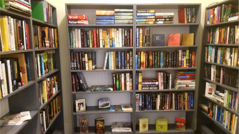 Photo of the Book Nook