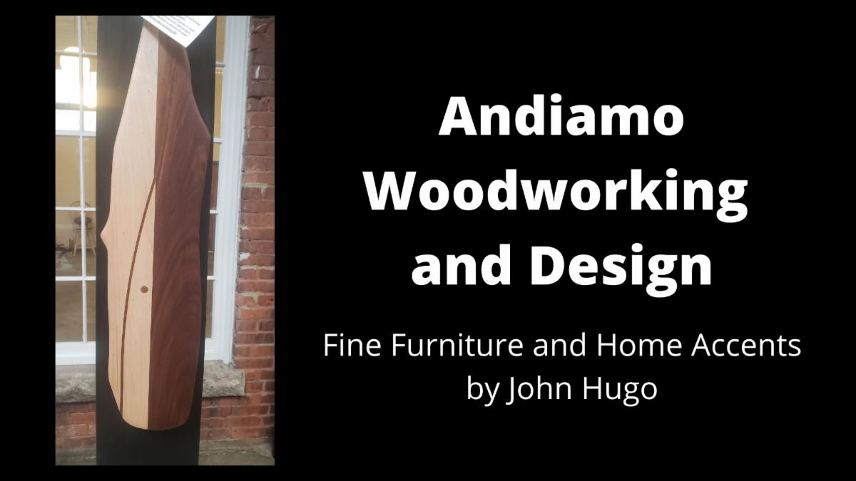 Andiamo Woodworking Virtual Display