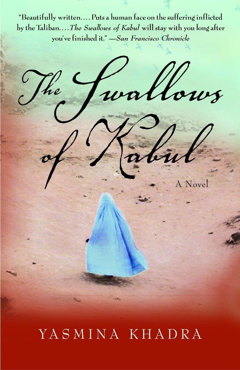 'The Swallows of Kabul' by Yasmina Khadra