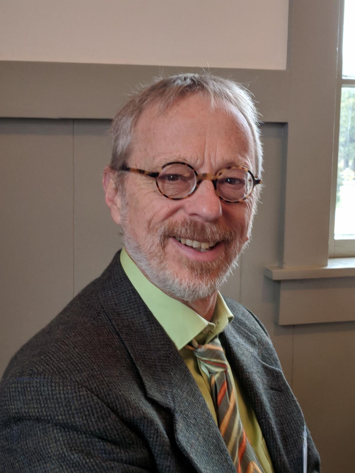 Rev. Bill Sterrett