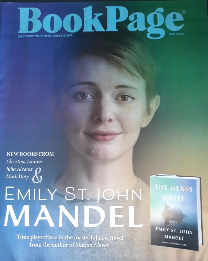 Book Page Magazine