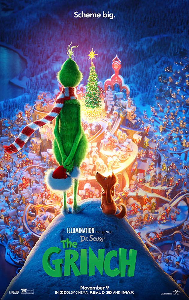 The Grinch (2018 animated)