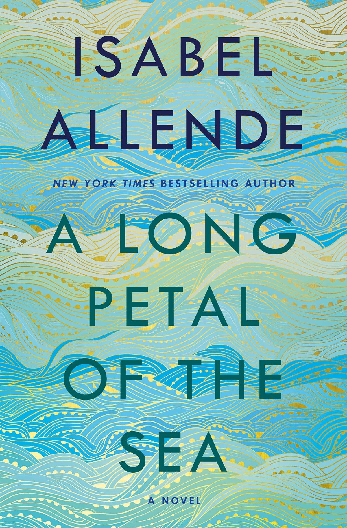 'A Long Petal of the Sea' by Isabel Allende
