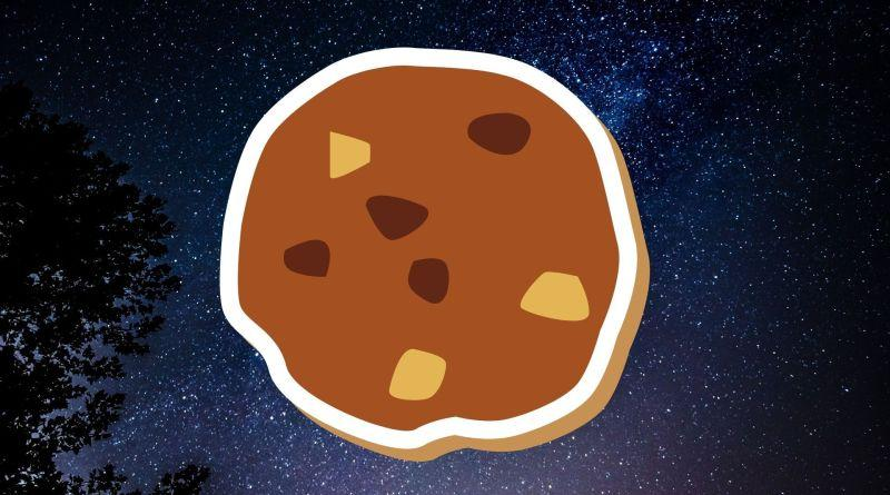Illustration of a cookie