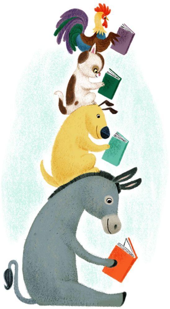 Reading Animals