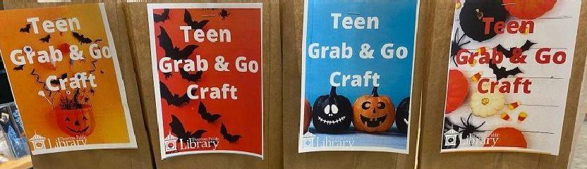 Teen Grab & Go Crafts