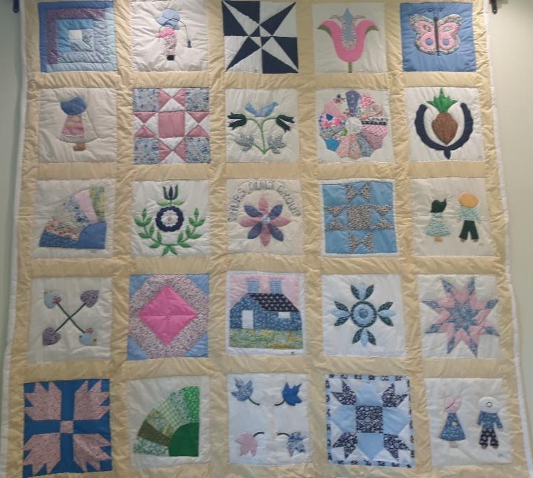 Tiverton Library Quilt