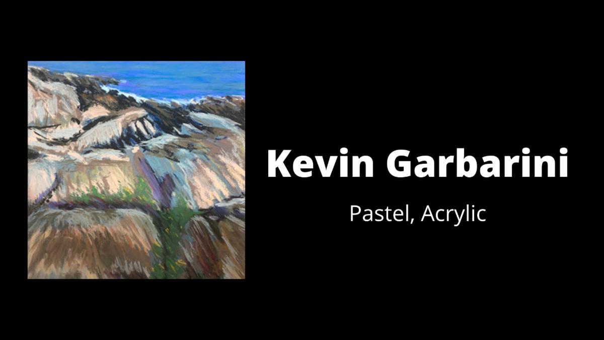 Kevin Garbarini Virtual Exhibit