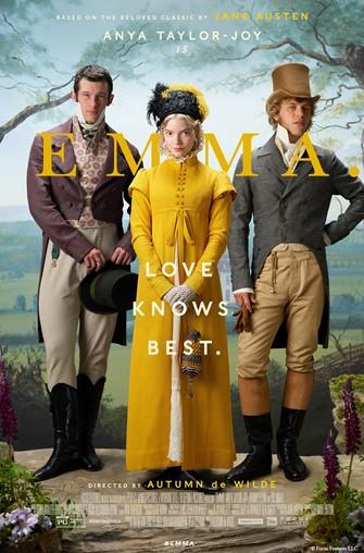 'Emma' Movie Poster