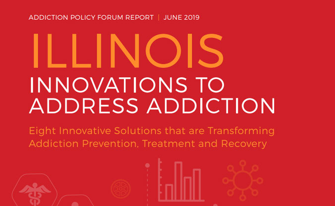 APF Illinois Innovations to Address Addiction