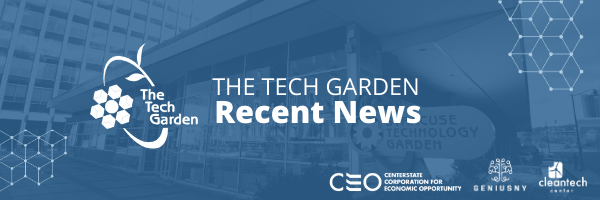 The Tech Garden Recent News
