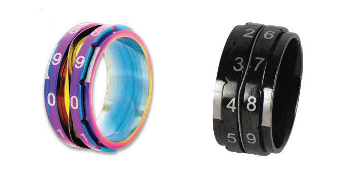 Row Counter Rings