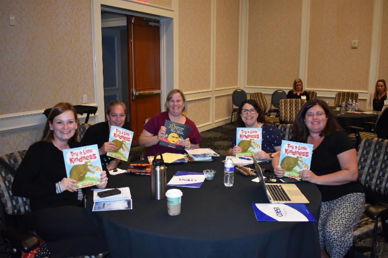 booktalks at Reading Summit