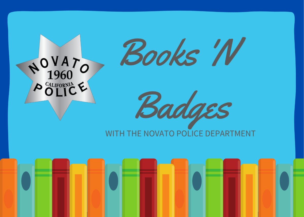 Books and Badges