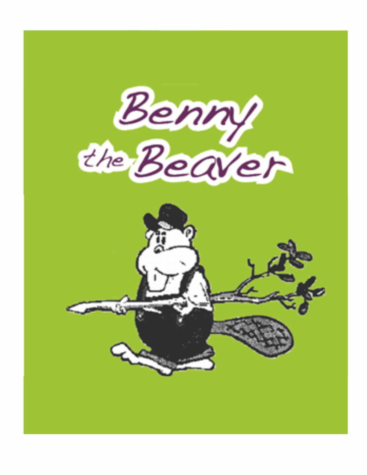 Benny Beaver - left