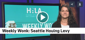 Learn about the Seattle Housing Levy