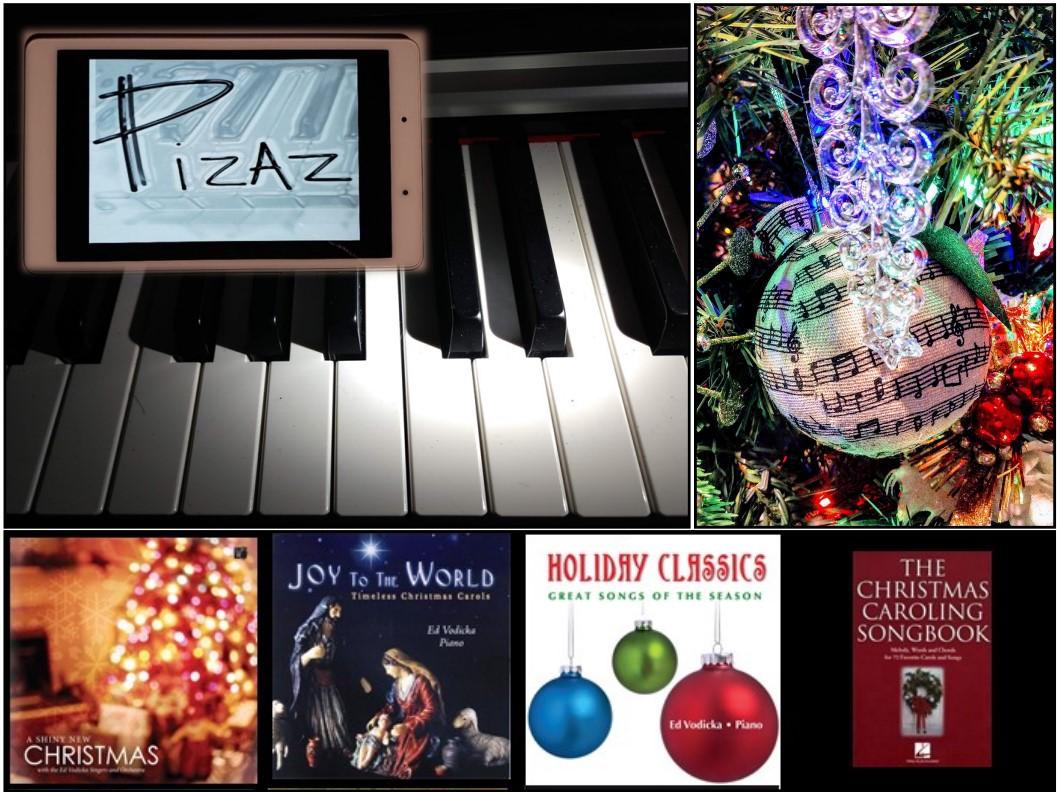 Pizaz Christmas Tablet