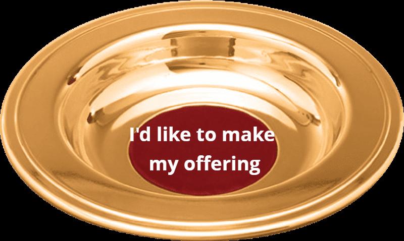 I'd like to make