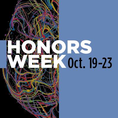 honors week october 19-23