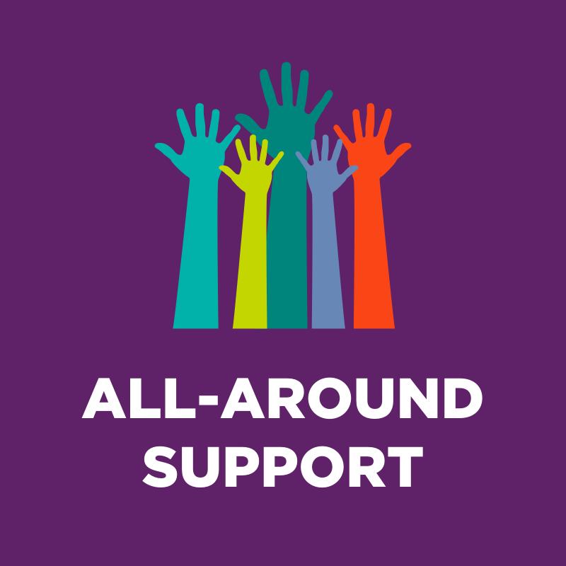 all around support