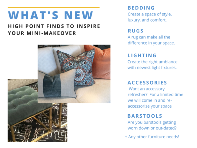 Baker Design Group - How To Refresh and Decorate Your Space in a Mini Makeover