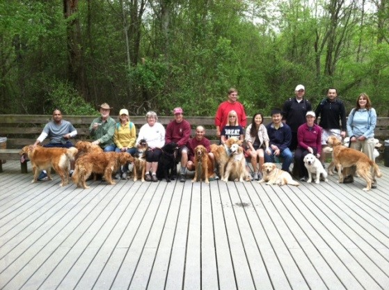 Big Creek Park group photo