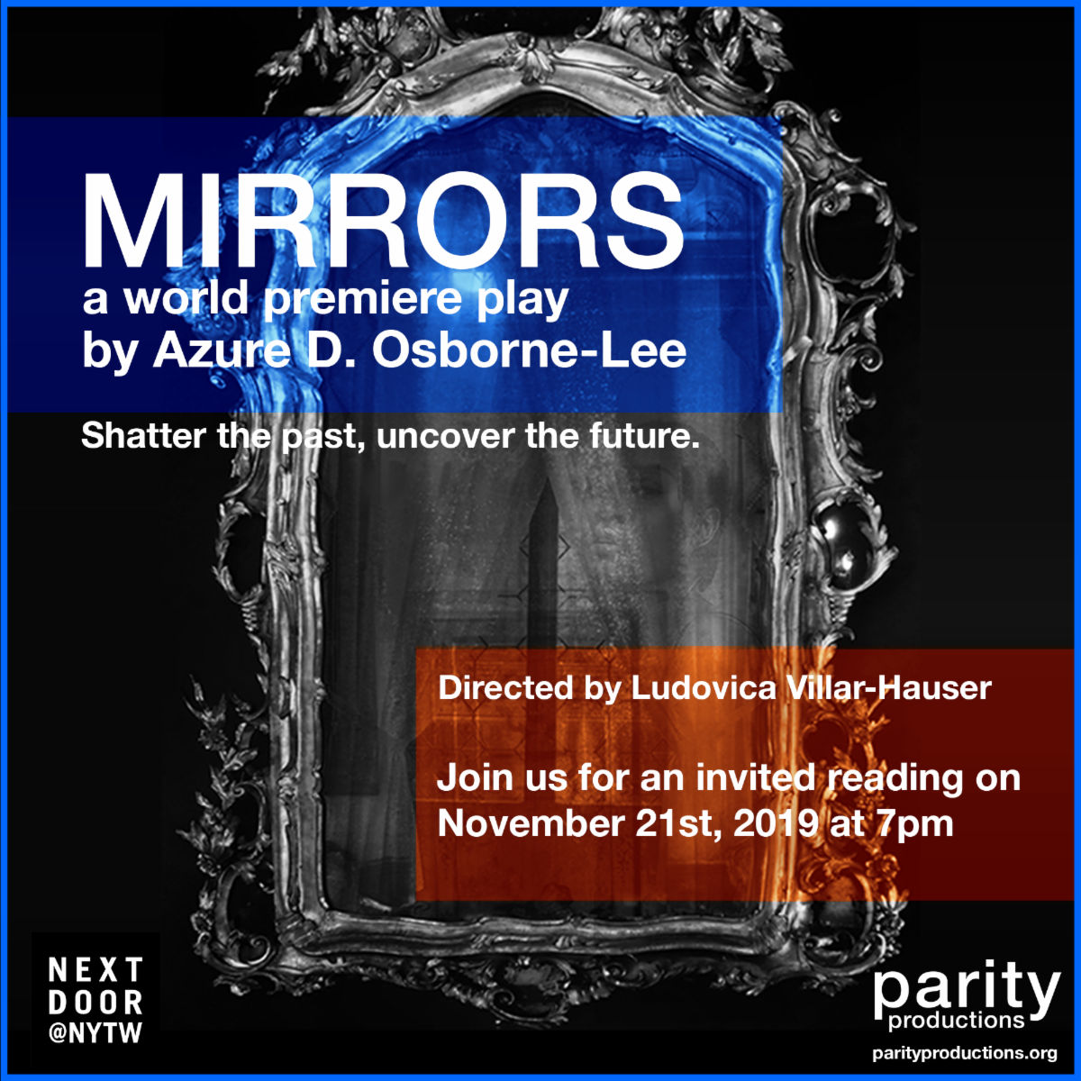 Mirrors by Azure D. Osborne-Lee