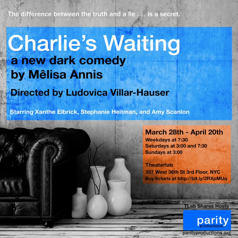 Charlie's Waiting by Melisa Annis