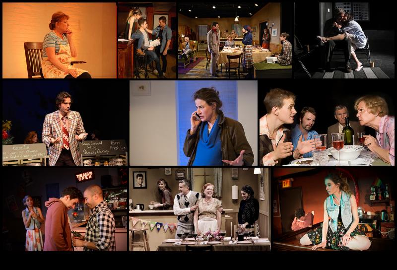 Meganne George Production Highlights