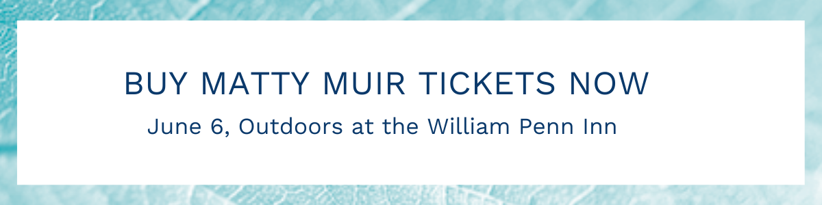 Matty Muir tickets are on sale now.