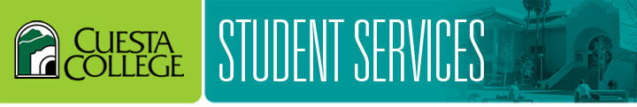 Cuesta College Student Services