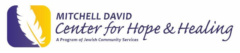 Mitchell David Children's Center for Hope & Healing: A Program of Jewish Community Services