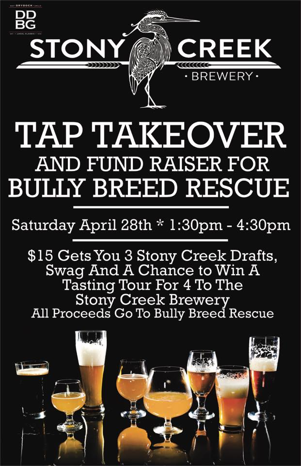 Stony Creek Tap Takeover