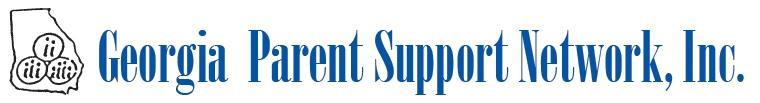 Logo for Georgia Parent Support Network