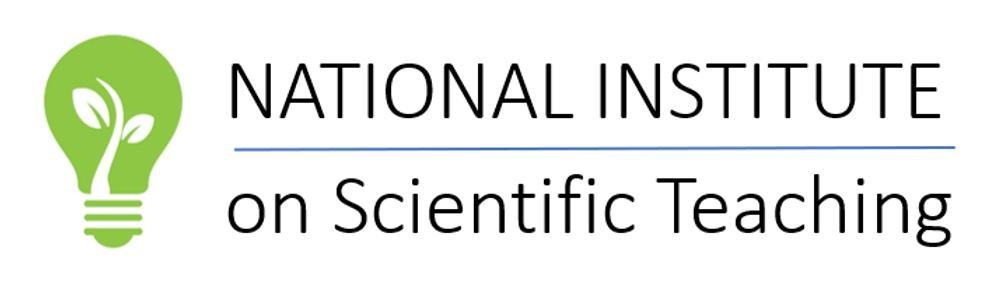 National Institute on Scientific Teaching