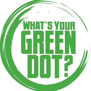 Whats your green dot logo