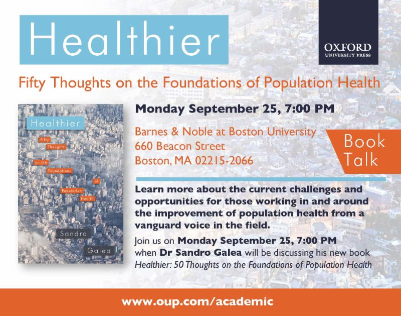 healthier fifty thoughts on the foundations of population health