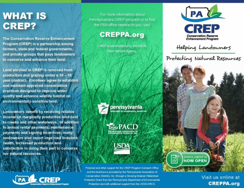 CREP PA Brochure