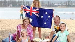 Aussie Family