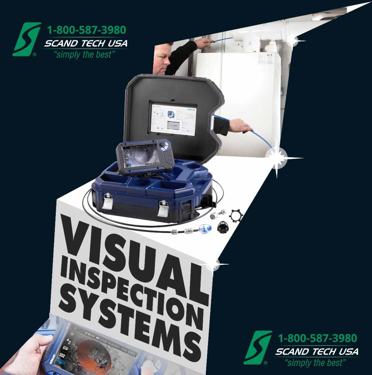 Visual Inspection Systems Wohler