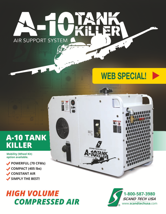 Scand Tech USA - Year End Special - A-10 Tank Killer - Details