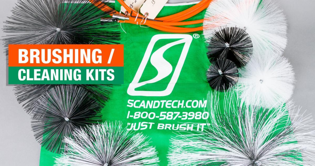 Scand tech USA - Brushing & Cleaning Kits