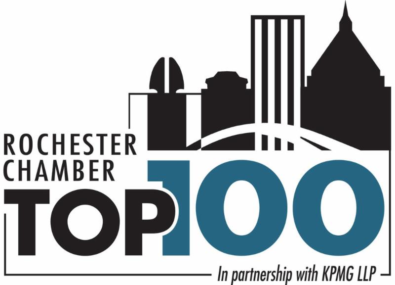 IMAGE - Rochester Top 100 logo