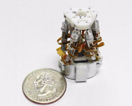 PHOTO - MINI HEXAPOD
