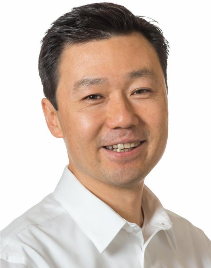 Steve Lee PhD Headshot