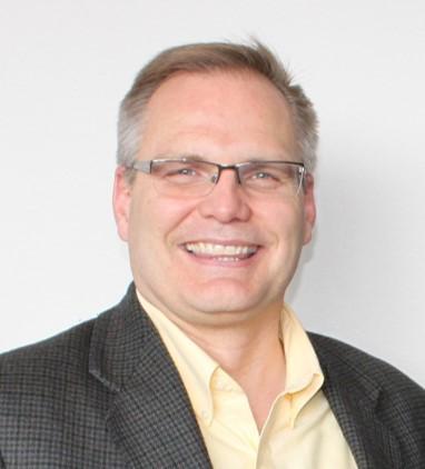 Dr. Randall Roper Headshot