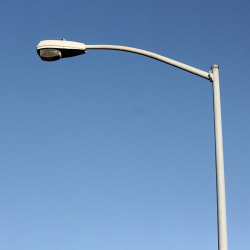 An image of a streetlight