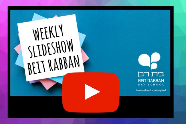 weekly slideshow video