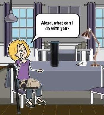 What can I do with Alexa